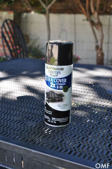 best spray paint for your outdoor projects diy