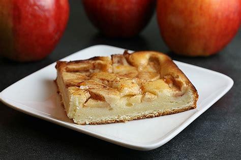 Apple Kuchen Look Then Cook
