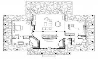 Large Cabin Plans Simple Log Cabin Floor Plans Big Log Cabins Basic Log