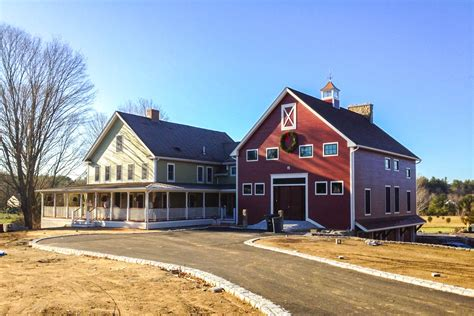 Small Home Builders Nh New Hshire Barn Home Heritage Restorations