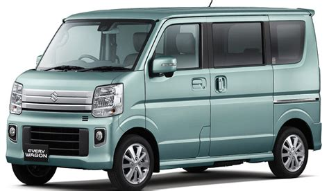 suzuki every suzuki every wagon model price specifications pics