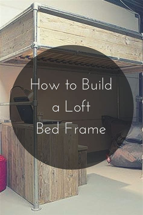 diy loft bed frame best 25 loft bed ideas on loft in