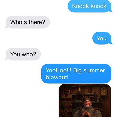 best knock knock jokes the best quot knock knock quot joke qmix