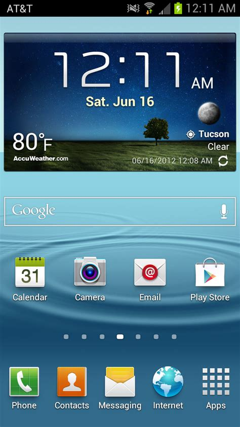 Touchwiz Home software android 4 0 4 touchwiz s beam and s voice samsung galaxy s iii review at t and