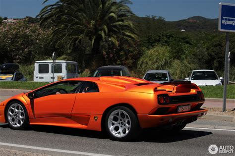 Lamborghini Sv Diablo by Lamborghini Diablo Sv 30 Dcembre 2016 Autogespot