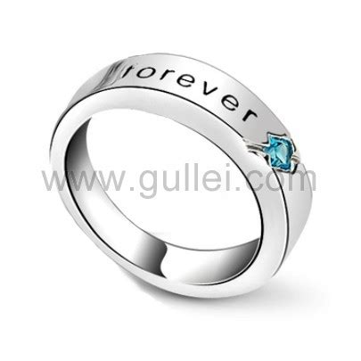 promise rings for girlfriend cubic zirconia silver promise rings for girlfriend custom