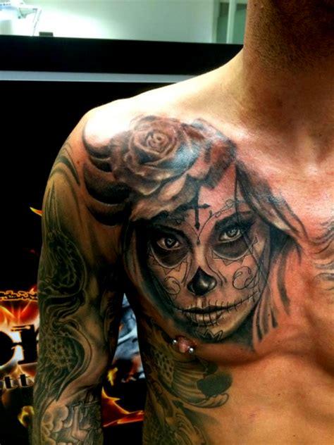studiosuche f 252 r la catrina dia de los muertos tattoo