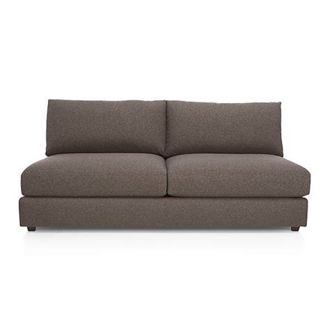 Armless Sectional Sofa Armless Sectional Sofa Smileydot Us