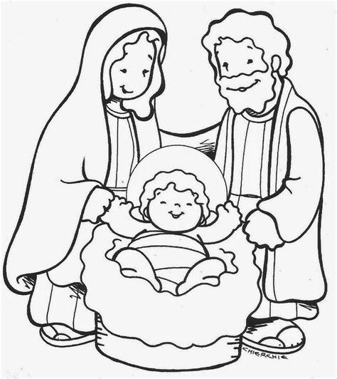 dibujos de navidad para colorear del nacimiento de jesus im 225 genes de navidad para colorear dibujos para ni 241 os