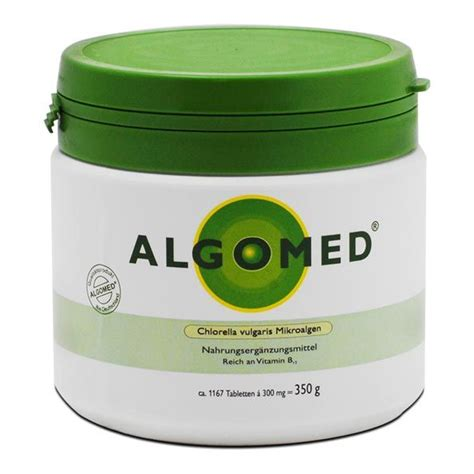 How Should I Detox With Chlorella Algeee by Algomed Chlorella Algae Tablets With Essential Nutrients