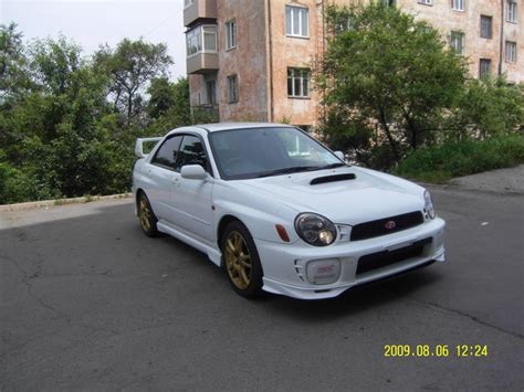 Subaru Sti 2000 by Used 2000 Subaru Impreza Wrx Sti Photos 2000cc Gasoline