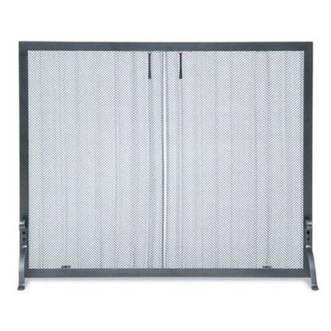 Fireplace Pull Screens by The Fireplace Element Pull Curtain Screen
