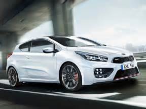 Kia News Kia Pro Cee D Gt 2013 Official Photos Kia News