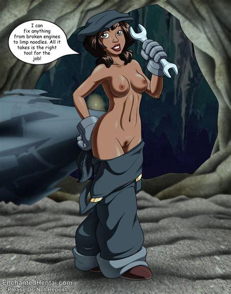 Disney Atlantis Porn