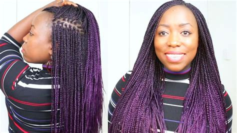how many packs of hair for individuals how many packs of hair for individuals box braids purple