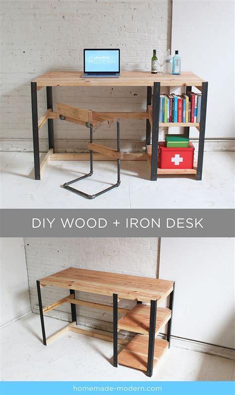 Diy Modern Desk 17 Best Ideas About Desk On Pinterest Home Office Furniture