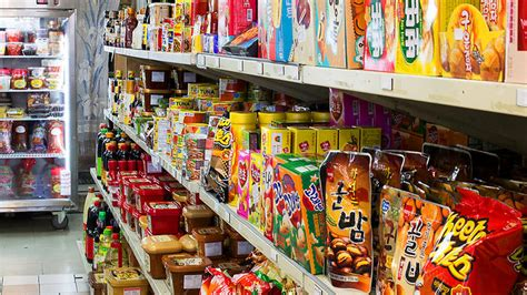 Popular Grocery Stores by To Market Seoul Asian Grocery Store Sbs Food