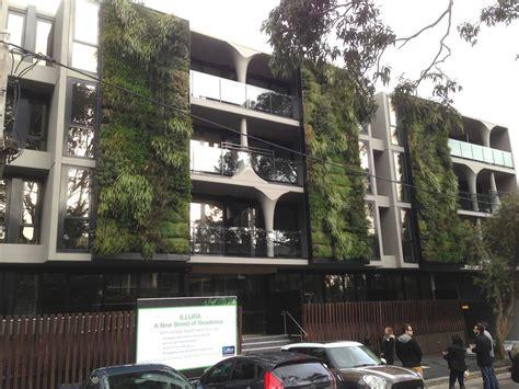 vertical garden melbourne apartment building rps