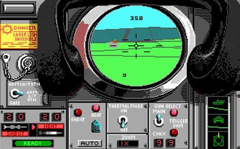 dating sim dos games tank the m1a1 abrams battle tank simulation screenshots