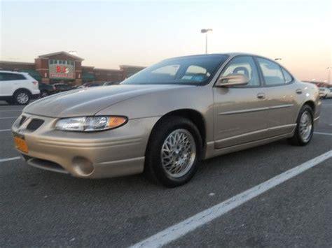 2000 grand prix transmission used pontiac grand prix html buy used 2000 pontiac grand prix gt sedan 4 door 3 8l in lindenhurst new york united states