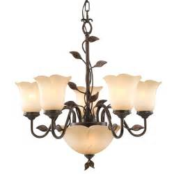 lowes gazebo chandelier allen roth polished pewter bronze chandelier from lowes