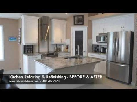 kitchen cabinets calgary kitchen cabinet refinishing calgary calgary kitchen refacing kitchen cabinet painting youtube