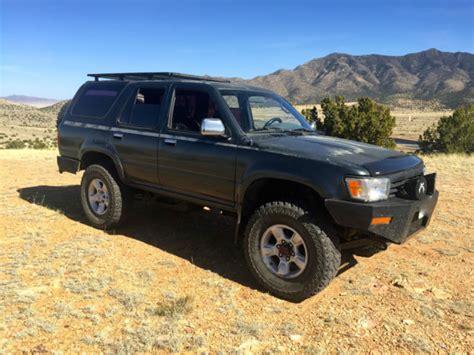 Toyota 4runner Diesel Jt3vn39w8n0080420 1992 Toyota Diesel 4runner 1kz Te 3 0l