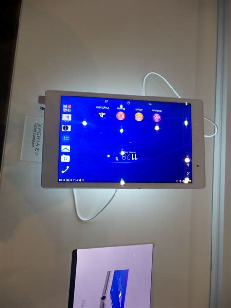 Tablet Z3 Compact sony xperia z3 tablet compact on ifa 2014