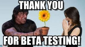 Beta Meme - thank you meme kappit