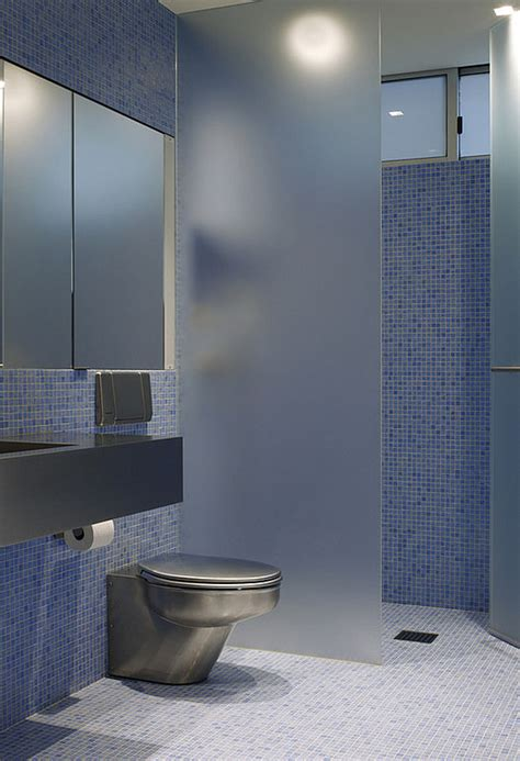 Frosted Glass For Bathroom by Fancy Privacy Options For The Bathroom