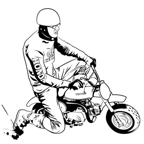 Kaos Bike To Work 5 1000 images about mini motos on honda cub