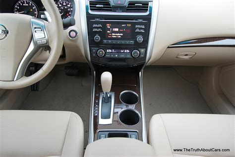 2013 brown nissan altima review 2013 nissan altima sl 3 5 video the truth