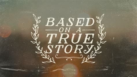 the with no based on a true story books based on a true story beachside community church