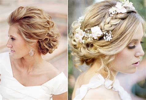 bridal hairstyles romantic sweet bridal updos romantic wedding hairstyles blond