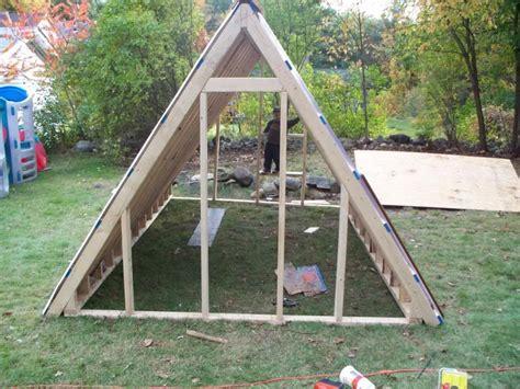 a frame chicken coop plans urbanmama s a frame chicken coop backyard chickens