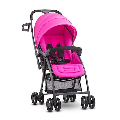 buy joovy 174 balloon stroller in pink from bed bath beyond