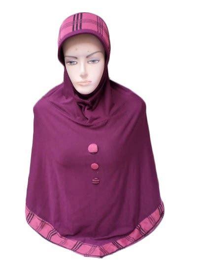 Kaos Kotak Spandek jilbab instan zahra kotak kancing toko jilbab