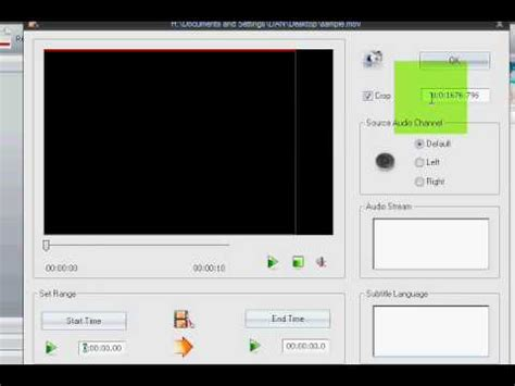 format factory youtube converter how to convert hd wide screen videos to dvd with format