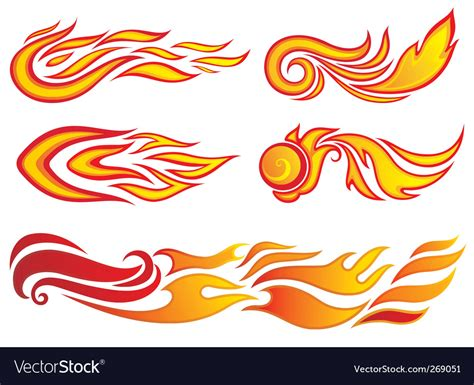 crafts stock images royalty free images vectors fire royalty free vector image vectorstock