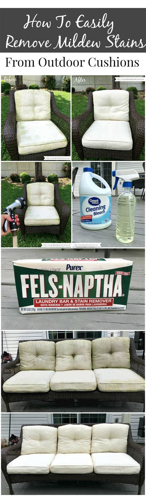 How To Remove Mold From Patio Cushions 25 Best Ideas About Outdoor Cushions On Pinterest Cheap