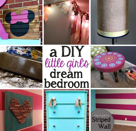diy girls bedroom little girl s bedroom spoonful of imagination