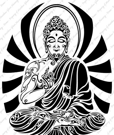 buddha tribal tattoo designs 2 awesome tribal buddha designs