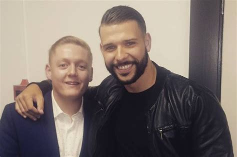 tattoo fixers sketch and jay hutton thank fans for their jay hutton s cheeky alan carr tattoo on this is england