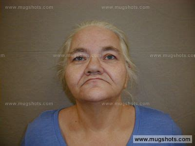 Tuscola County Court Records Cynthia May Eckhoff Mugshot Cynthia May Eckhoff Arrest