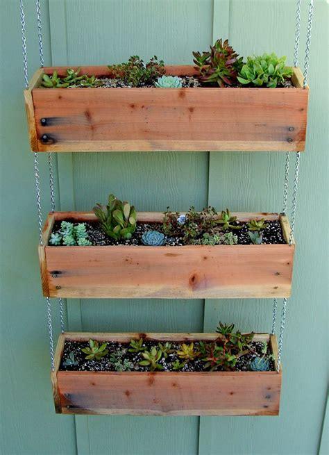 diy planter box ideas   spring  summer