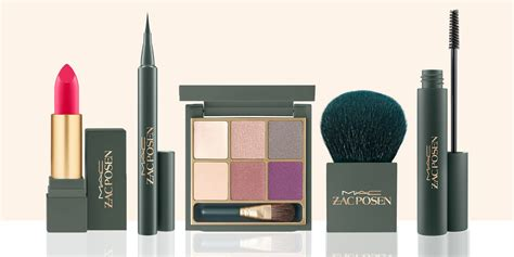 The Tents Part V Mac Makeup For Zac Posen Y Kei And Badgley Mischka Second City Style Fashion by Mac Cosmetics X Zac Posen Makeup Collaboration 2018