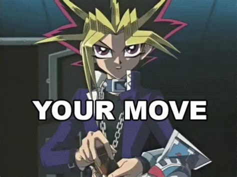 Another Use For Yu Be by Your Move Yugioh Gif Yugioh Discover Gifs