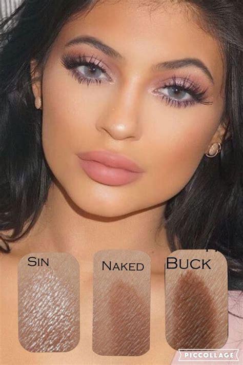 tutorial lipstik kylie jenner kylie jenner makeup tutorial using the naked 1 palette by