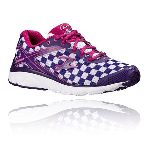 purple sneakers zoot solana 2 womens white purple sneakers running sports