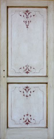 porte decorate per interni porte anticate dipinte per interni porte decorate a mano